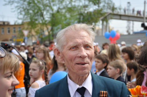 День Победы 2010. Климовск