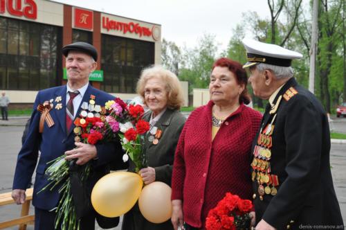 День Победы 2012. Климовск