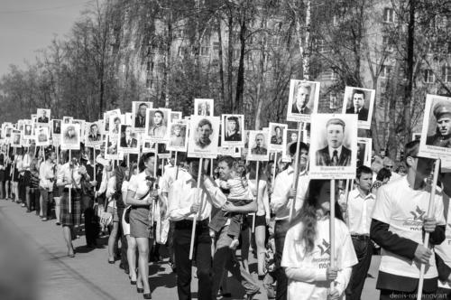 День Победы 2013. Климовск