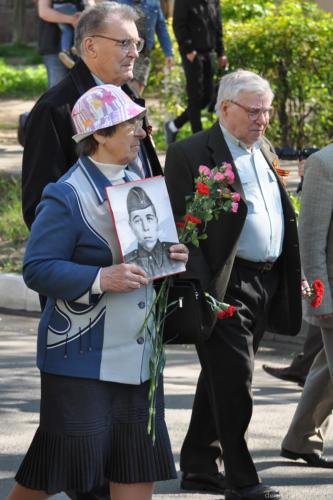 День Победы 2014. Климовск