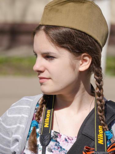 День Победы 2015. Климовск